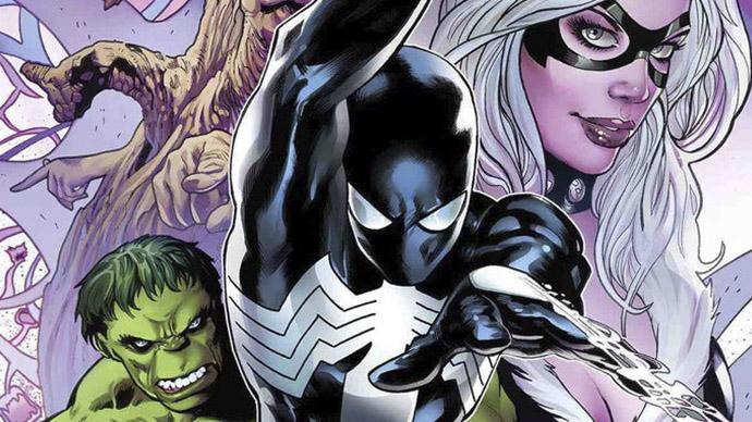 Symbiote Spider-Man Crossroads