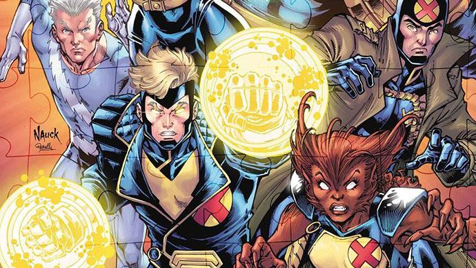 X-Men Legends X-Factor Peter David