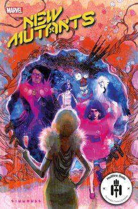 Hellfire Gala New Mutants