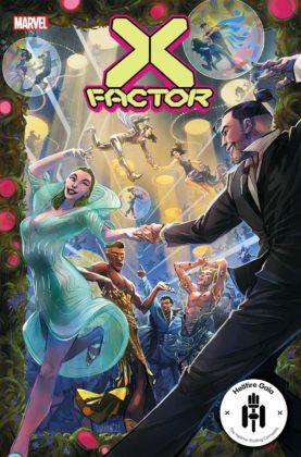 Hellfire Gala X-Factor
