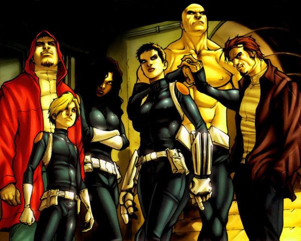 Guerreros Secretos Secret Warriors