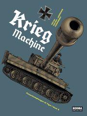 Portada Krieg Machine