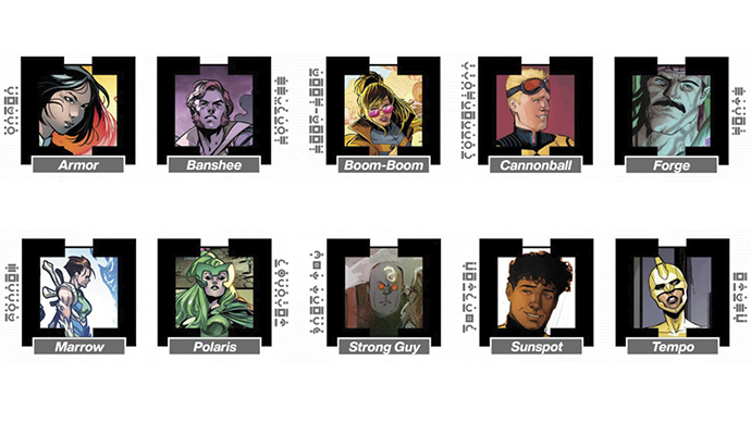 Hellfire Gala X-Men Vote