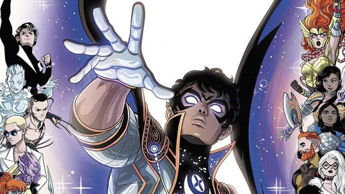 Somnus Marvel's Voices Pride