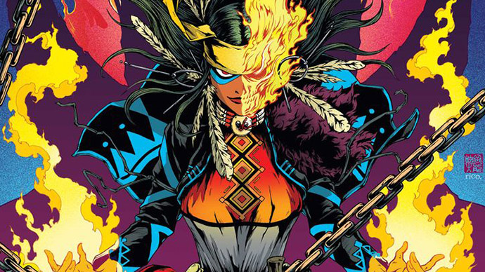 Kushala Spirits of Vengeance Spirit Rider