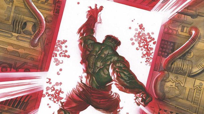 Immortal Hulk Alex Ross