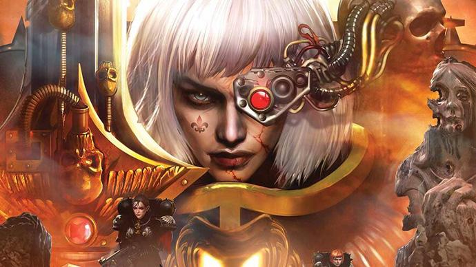 Warhammer 40000 Sisters of Battle