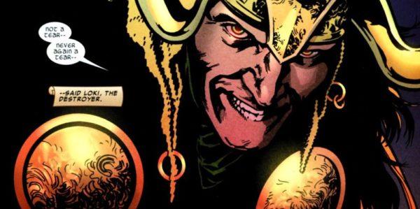 Loki, por Sebastian Fiumara