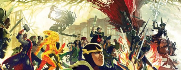Exiled New Mutants Journey Into Mystery