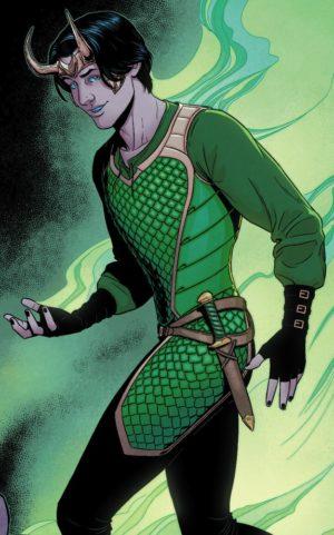 Loki Young Avengers