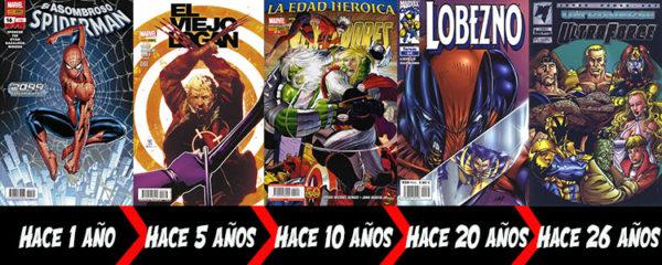 Magazine Marvel España Aquellas Maravillosas Novedades