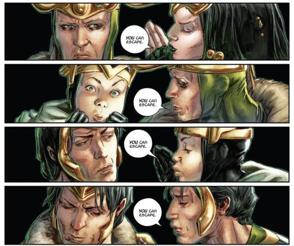 Marvel Comics #100 Loki