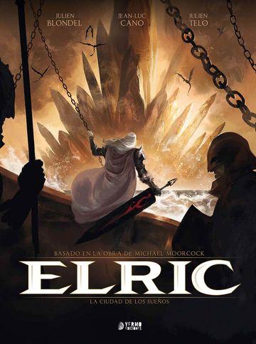 Portada Elric 4