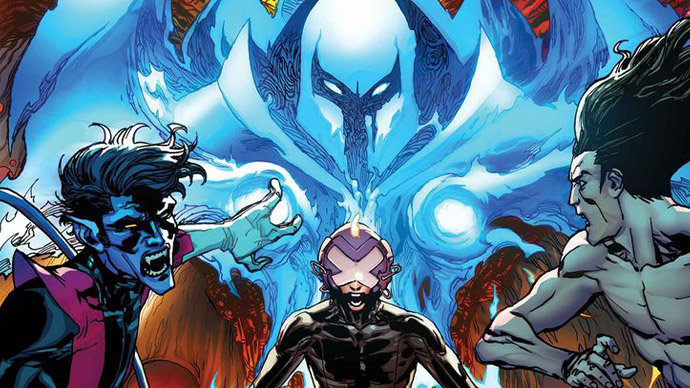 X-Men The Onslaught Revelation