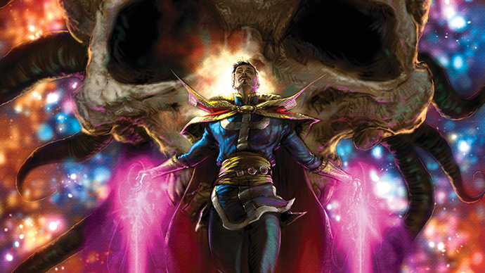 The Death of Doctor Strange