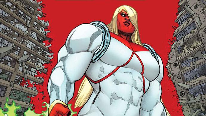 Winter She-Hulk Avengers Jason Aaron