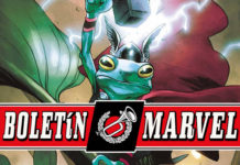 Boletín Marvel #90