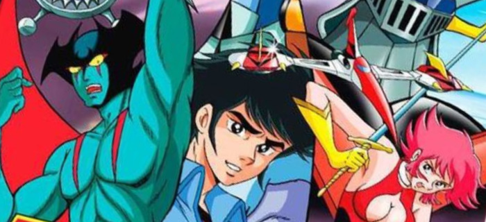 Dynamic Heroes de NAGAI Go, OCHI Kazuhiro y Dynamic Priduction