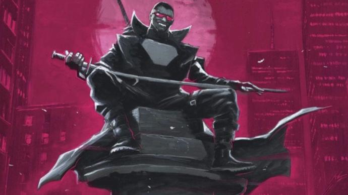 Darkhold Blade