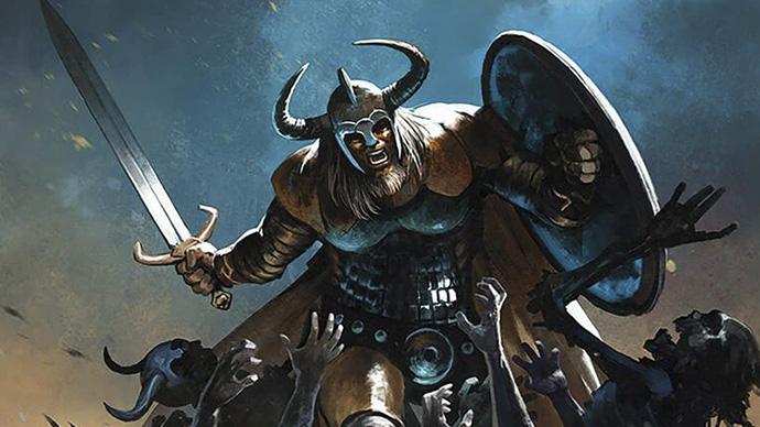Marvel Legends of Asgard Rebels of Vanaheim