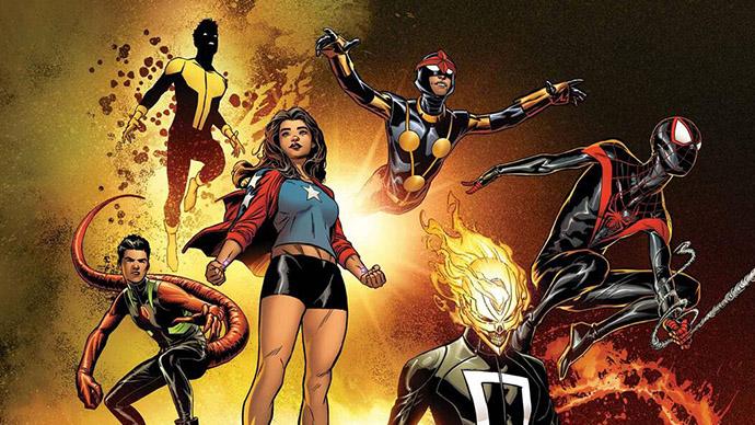Marvel's Voices Comunidades