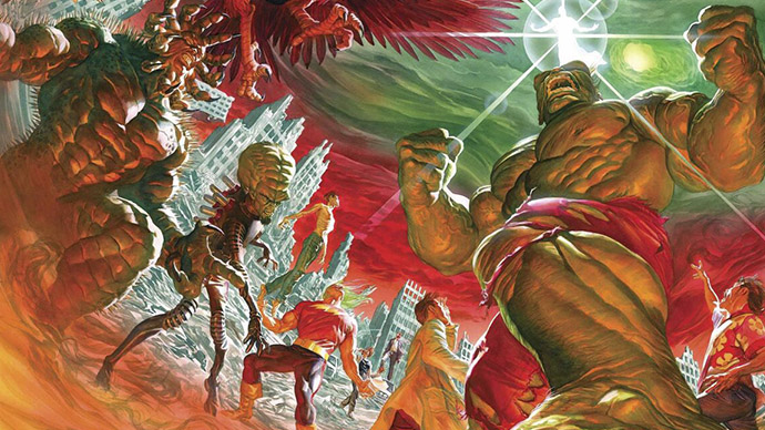 The Immortal Hulk #50 Alex Ross
