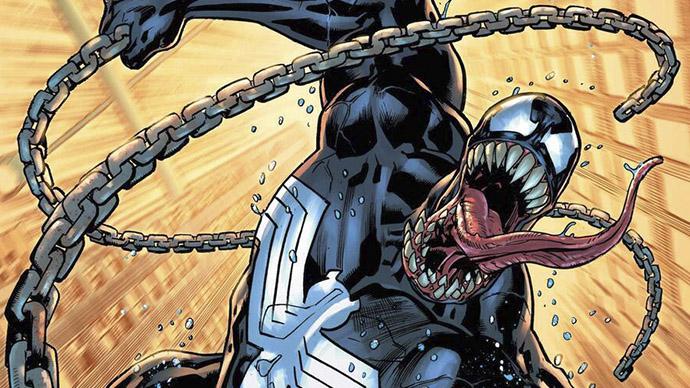 Venom Bryan Hitch