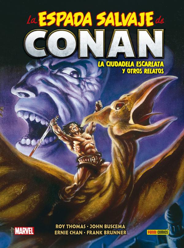 Biblioteca Conan La Espada Salvaje de Conan 9