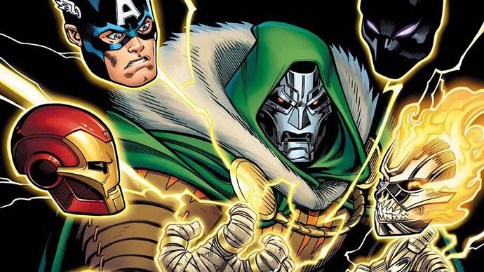 Avengers #750 Jason Aaron