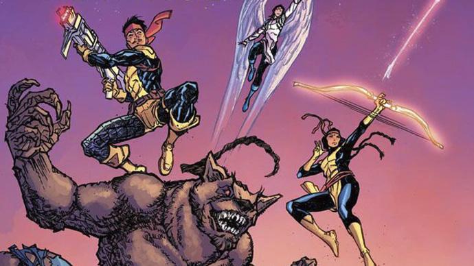 Marvel's Voices Heritage