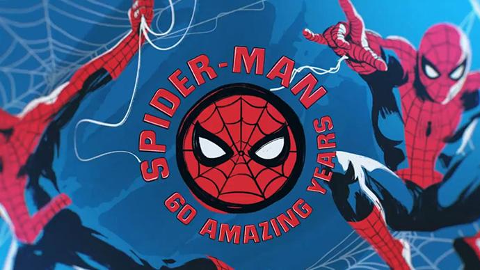 Spider-Man 60 Amazing Years
