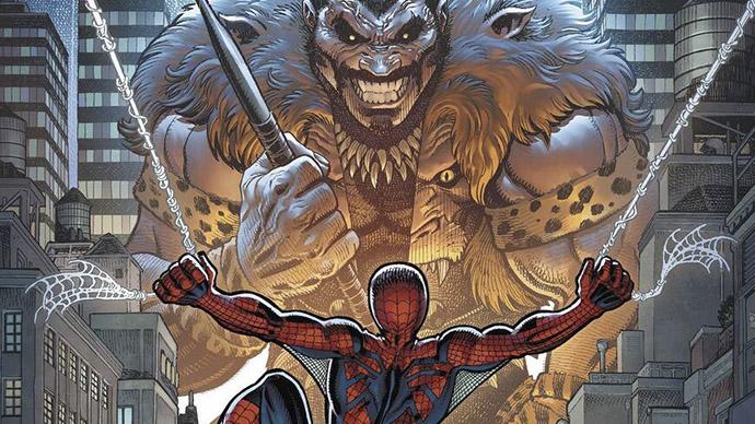 Spider-Man Beyond Kraven