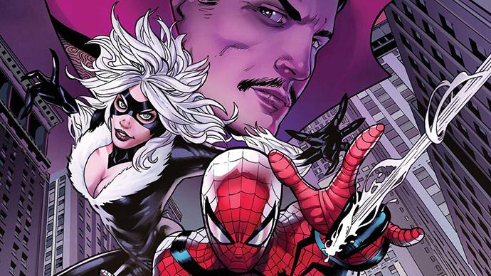 The Death of Doctor Strange Spider-Man Boletín Marvel