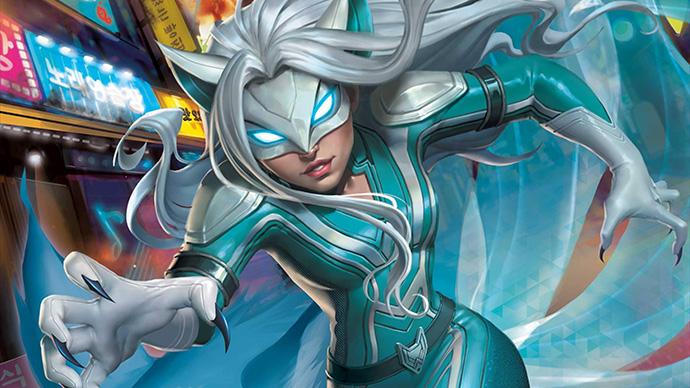 The Death of Doctor Strange White Fox Boletín Marvel