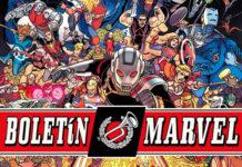 Boletín Marvel #98