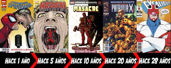 Magazine Marvel Aquellas Maravillosas Novedades Septiembre 2021