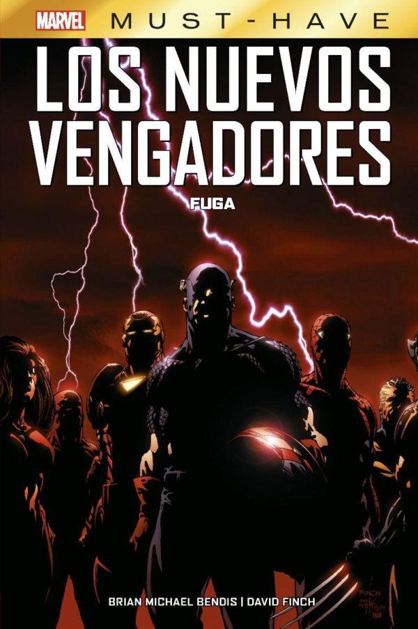 Marvel Must-Have Los Nuevos Vengadores