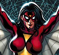 Nuevos Vengadores Spiderwoman