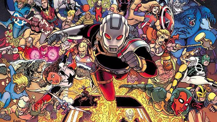 Avengers Forever Jason Aaron Aaron Kuder