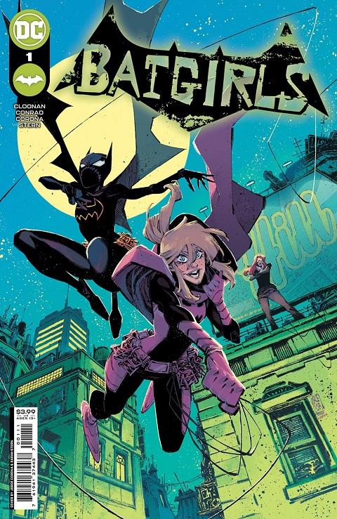 Batgirls de Clonnan, Conrad y Corona