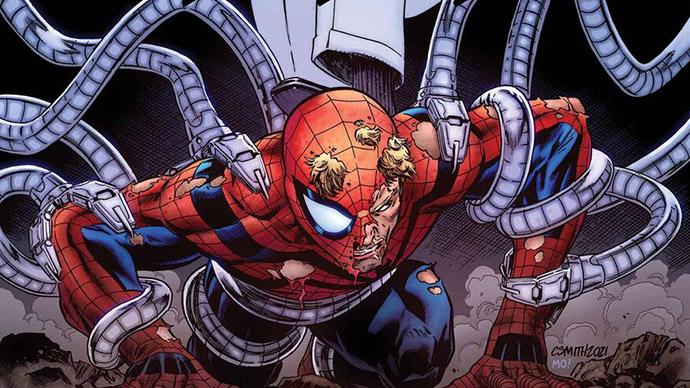 Ben Reilly Spider-Man Beyond