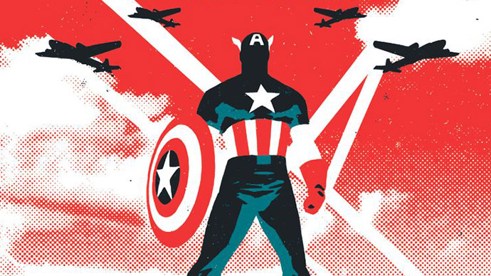 Captain America The Ghost Army Scholastic