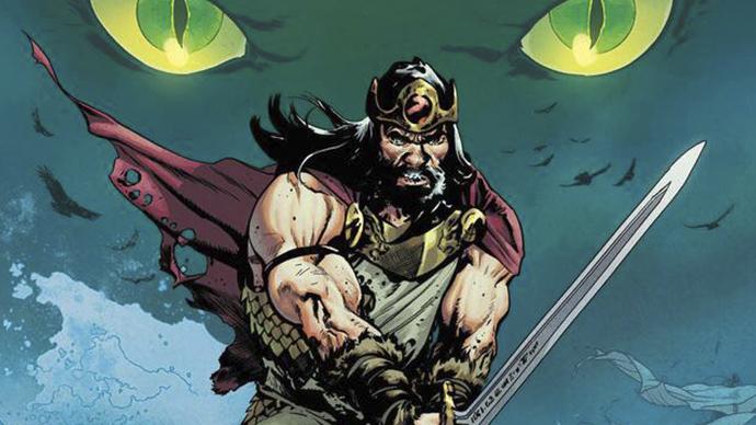 King Conan Jason Aaron Mahmud Asrar