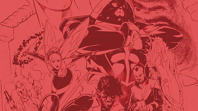 Teaser X-Men Marvel