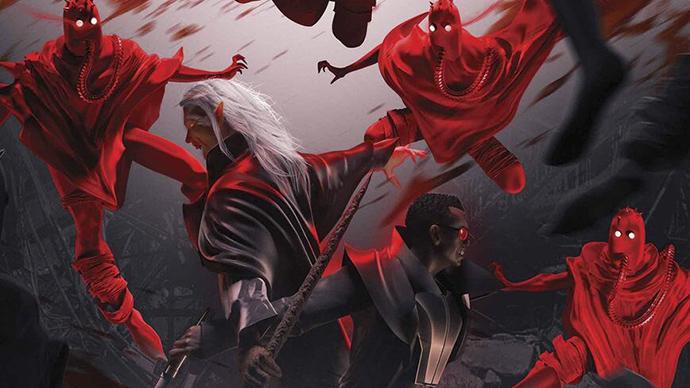 The Death of Doctor Strange Blade