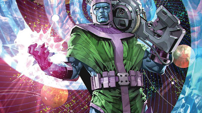 Timeless one-shot Kang the Conqueror