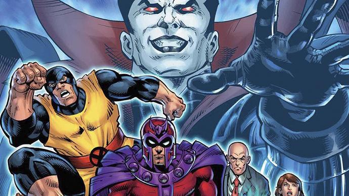 X-Men Legends Fabian Nicieza Dan Jurgens