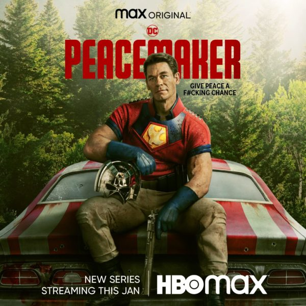 Peacemaker: give peace a f#cking chance