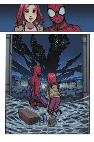 Página 2. Marvel Young Adults. Spiderman Ama a Mary Jane 2. La cuestión inesperada.
