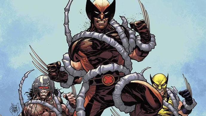 X Lives of Wolverine X Deaths of Wolverine Boletín Marvel